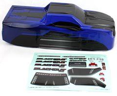 BS214-003T-BLUE 1/10 Scale Body