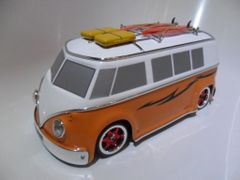 VW Split Screen Camper - Tamiya Repro - Lexan