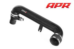 APR Carbon Fiber Intake System - Rear Turbo Inlet Pipe - 1.8T/2.0T PQ35 Platform