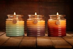 LIVE, LAUGH, LOVE SOY CANDLES BY HINTASCENT 8 OZ