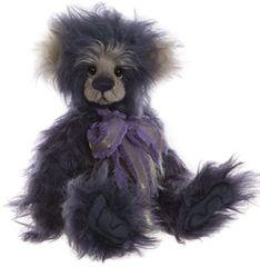 Charlie Bears Moondrops 28 cm. Teddybären
