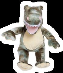 TEDDY MOUNTAIN Build A Bear Pack Large DYNO the Dinosaur
