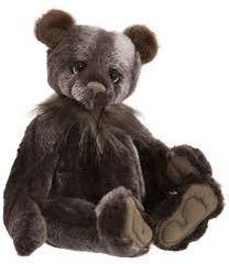 HALF PRICE! 2018 Charlie Bears GARY 36cm