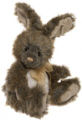 NEW 2018 Charlies Bears HOP Rabbit 28cm