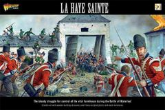Warlod Games BLACK POWDER La Haye Sainte Battle Set