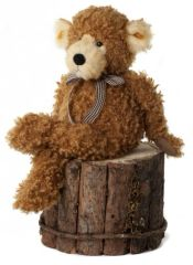 SPECIAL OFFER! Charlie Bears Bearhouse PEVERIL 43cm