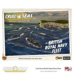 Warlord Games CRUEL SEAS British Royal Navy Fleet