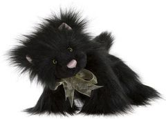 HALF PRICE! 2017 Charlie Bears STELLA Black Cat Halloween Collection 23cm
