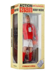 UNDER HALF PRICE! NEW ACTION MAN 50th ANNIVERSARY Bobby Moore