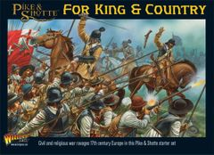 Warlord Games PIKE & SHOTTE For King & Country Starter Box Set