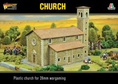Warlord Games Church (Italeri)