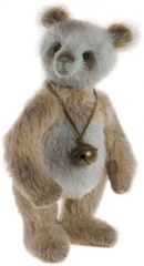 NEW 2018 Charlie Bears Mohair Isabelle ARNOLD 28cm (Limited to 275 Worldwide)