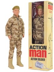 NEW! ACTION MAN Action Soldier