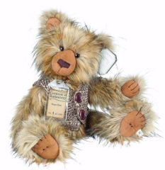 Silver Tag Bears HUGO 55cm (Limited Edition of 1500/Individually numbered)