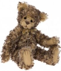 HALF PRICE! Charlie Bears Isabelle Mohair BOGART 39cm