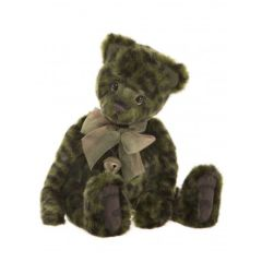 NEW 2018 Charlie Bears LIME PICKLE 39cm