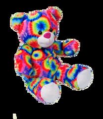 TEDDY MOUNTAIN Build A Bear Pack Large RAINBOWS Bear