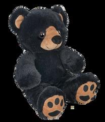 TEDDY MOUNTAIN Build A Bear Pack Large BENJAMIN the Black Bear
