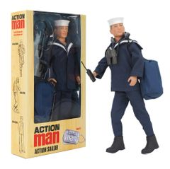 NEW! ACTION MAN Deluxe Action Sailor