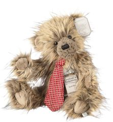UNDER HALF PRICE! Silver Tag Bears JACOB (Limited Edition of 1500/Individually Numbered) 55cm