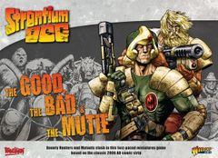 Warlord Games STRONTIUM DOG: The Good the Bad and the Mutie starter game