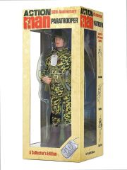 HALF PRICE! NEW ACTION MAN 50th ANNIVERSARY Paratrooper Box