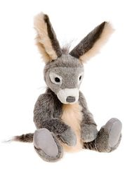HALF PRICE! 2016 Charlie Bears DESMOND Donkey 35cm