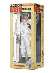 UNDER HALF PRICE! NEW ACTION MAN 50th ANNIVERSARY Ski Patrol Box Set