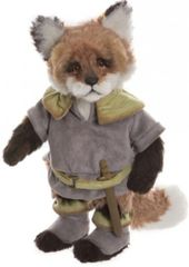 2019 Charlie Bears Isabelle Mohair WILL SCARLET 28cm (Limited to 300 Worldwide)