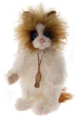 SPECIAL OFFER! 2016 Charlie Bears Minimo CATNIP 20cm (Limited to 1200)