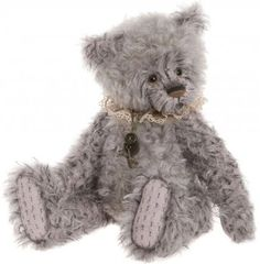 NEW 2018 Charlie Bears Isabelle Mohair CADEAUX 36cm (Limited to 250 Worldwide)