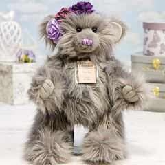 SPECIAL OFFER! 2018 Silver Tag Bears FREYA 48cm (Limited to 1000 Worldwide)