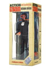 UNDER HALF PRICE! NEW ACTION MAN 50th ANNIVERSARY Scuba Diver Box Set