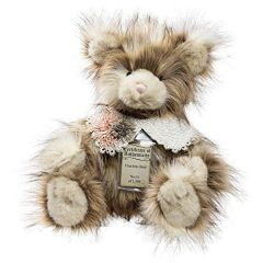 Silver Tag Bears CHARLOTTE (Limited Edition of 1500/Individually numbered)