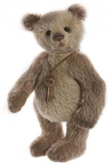 NEW 2018 Charlie Bears Mohair Isabelle ARTHUR (Limited to 275 Worldwide)
