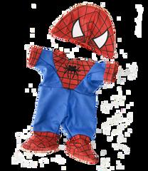 "TEDDY MOUNTAIN 16"" SPIDEY Teddy Costume"
