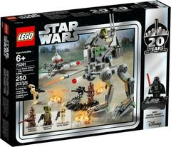 LEGO 75261 STAR WARS Clone Scout Walker™ – 20th Anniversary Edition (On Sale April 1st)