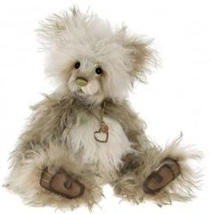 HALF PRICE! Charlie Bears Isabelle Mohair FORBES 42cm (Limited to 400 Worldwide)