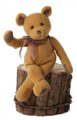 Charlie Bears Bearhouse KENSINGTON 32cm