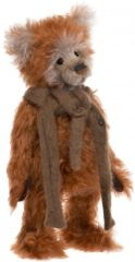 HALF PRICE! Charlie Bears Isabelle Mohair LEONARDO 44cm (Limited to 350 Worldwide)