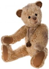 HALF PRICE! Charlie Bears Isabelle Mohair TIMEPIECE 48cm (Limited to 400 Worldwide)