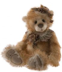 2019 Charlie Bears Isabelle Mohair MASTERPIECE (Limited to 350)