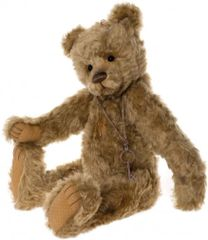 HALF PRICE! Charlie Bears Isabelle Mohair DUSTY PAWS 49cm (Limited Edition of 400)