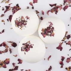 Bath Bomb - Smell the Roses (Set of 3)