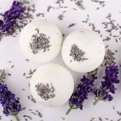 Bath Bomb - Lavender (Set of 3)