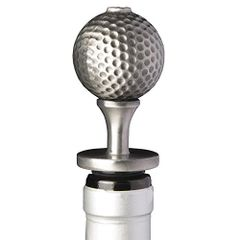 Pour Amore Bottle Aerator - Golf Ball