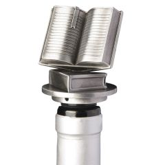 Pour Amore Bottle Aerator - Book