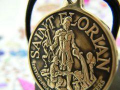 St. Florian Pendant
