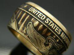 U.S.M.C. ring