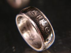 IRISH Pence Coin Ring (Not all years are available)